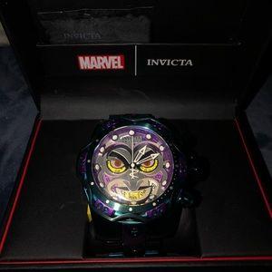 Invicta Marvel Joker Watch